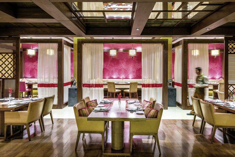 Rotana Hotel Doha Restaurants