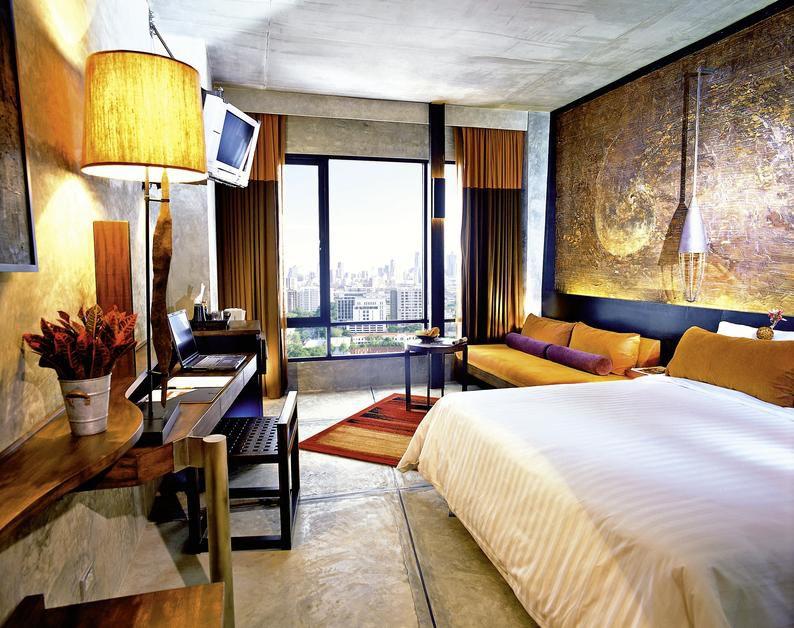 Siam siam design hotel bangkok in bangkok meier 39 s weltreisen for Siam design hotel