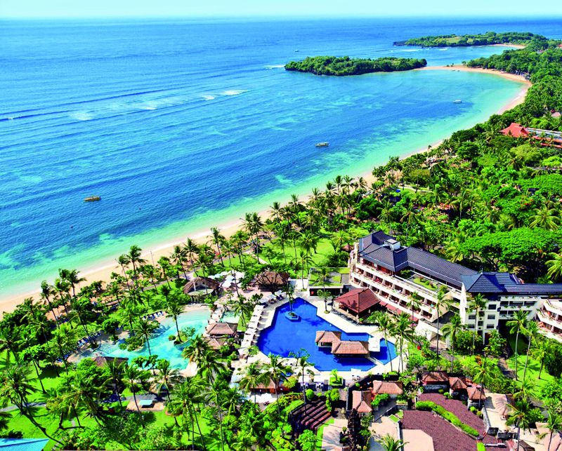 Nusa Dua Beach Hotel Faq