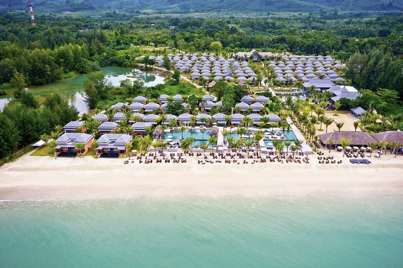Thailand  Sterne Hotels Khao Lak