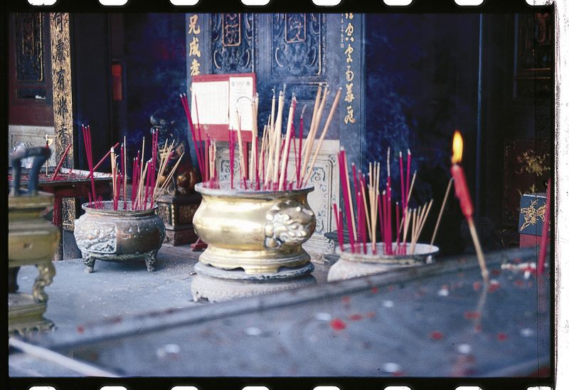 buddhistischer tempel kuala lumpur