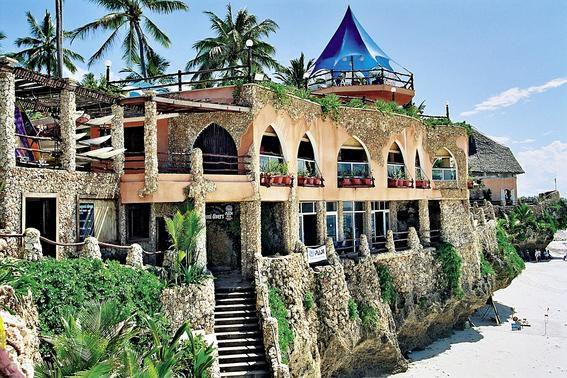 Bahari Beach Hotel Bilder
