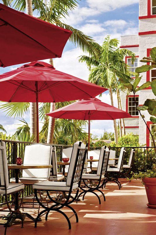 La Faena Restaurant Miami