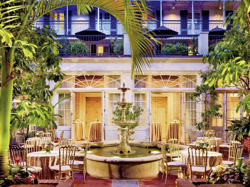 Royal Sonesta Hotel Restaurant New Orleans
