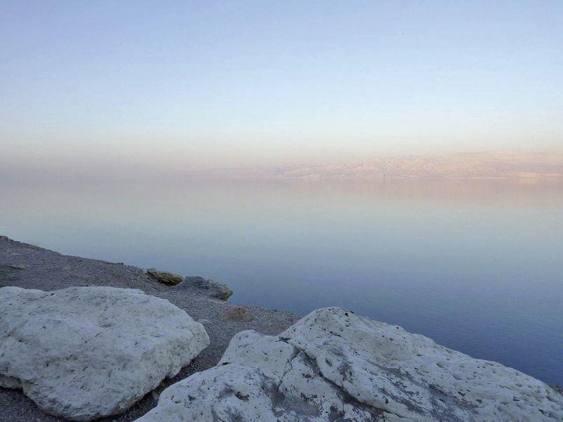 berge und meer jordanien