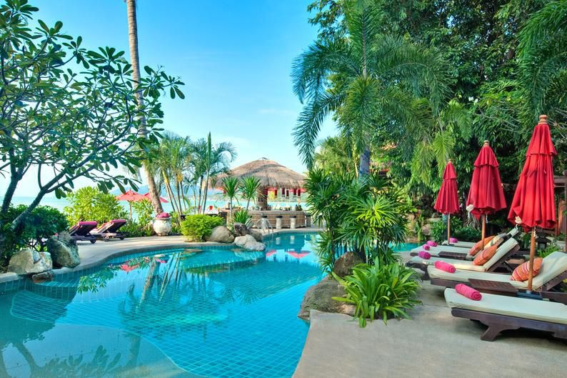 Rocky s Boutique Resort  Koh Samui. Rocky s Boutique Resort in Lamai Beach   MEIER S WELTREISEN