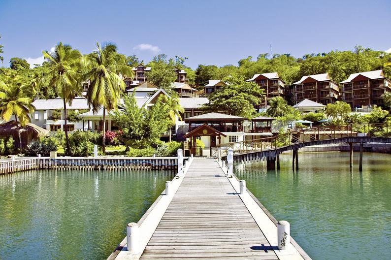 Capella Marigot Bay Hotel