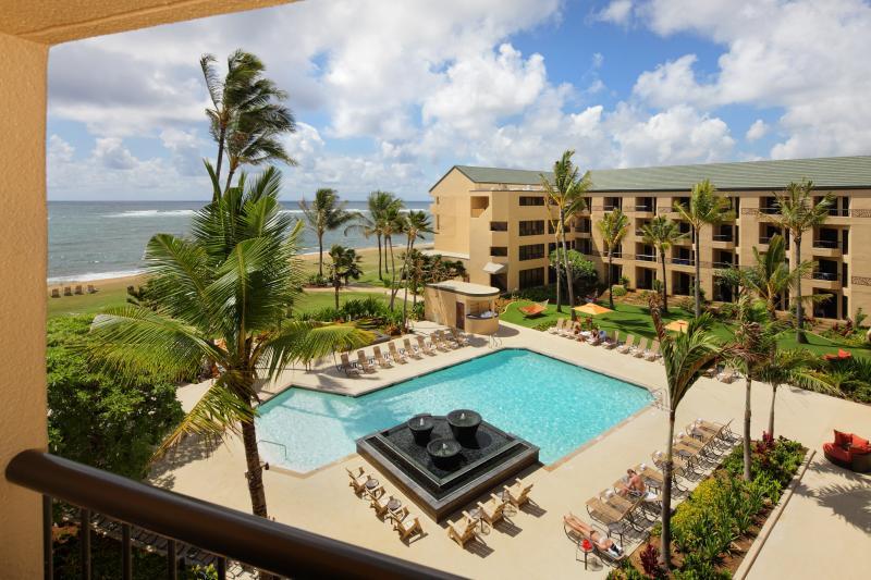 Hotel Restaurant Kapaa Hawaii