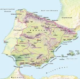 Rundreise Busrundreise Andalusien