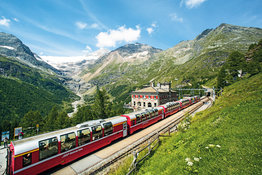 Rundreise Grand Train Tour of Switzerland