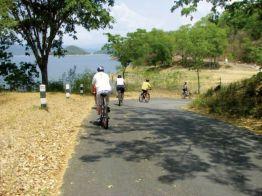 Rundreise Fahrradtour von Bangkon nach Hua Hin