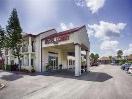 Best Western Space Shuttle Inn Hotel