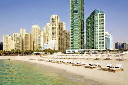 Double Tree by Hilton Jumeirah Beach