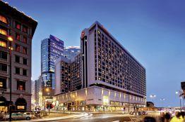 Sheraton Hong Kong Hotel &Towers