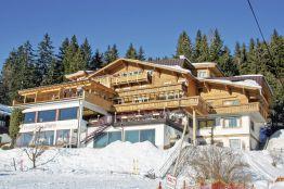 Das Alpine Panorama Hotel Frieden