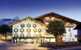 Mountain-Boutiquehotel Der Grüne Baum