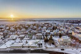Rundreise Standortreise Höhepunkte rund um Reykjavik - Cabin