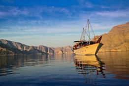 Rundreise Faszinierende Fjordwelt Musandams