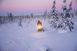 Rundreise Aktivurlaub Explore The North-Winterwochenende