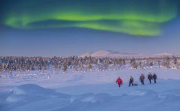 Rundreise Aktivurlaub ExploreTheNorth-Faszination Polarlicht