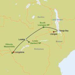 Rundreise Malawi & Sambia