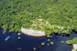 Rundreise Amazon Eco Park Lodge
