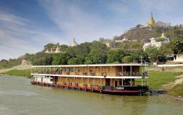 Rundreise Flusskreuzfahrt: RV Pandaw Mandalay - Bagan