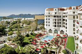 Hotel Barriere, Le Majestic, Cannes