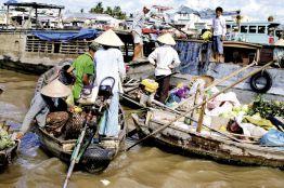 Rundreise Mekong-Delta
