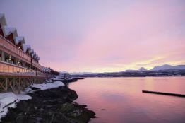 Fjordhotel Malangen Brygge