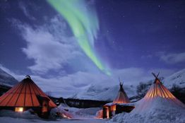Rundreise Aktivurlaub Polarlichtmetropole Tromsö