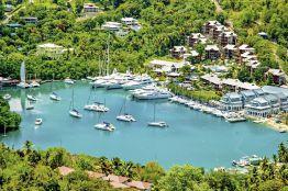 Marigot Bay Resort & Marina by Capella Hotel Group