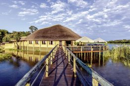 Hakusembe River Lodge