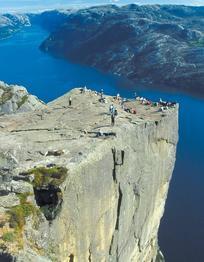 Rundreise Autotour Fjordnorwegens Top Ten