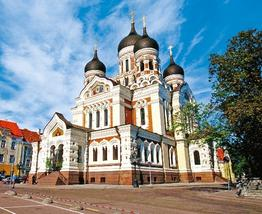 Rundreise Autotour Stadt, Land, Kultur ab/bis Tallinn