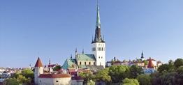 Rundreise Verlängerung Stippvisite Tallinn