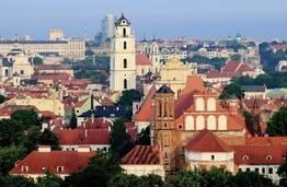 Rundreise Autotour Das Baltikum erleben ab Vilnius