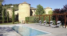 Rundreise Hostellerie Château des Ducs de Joyeuse