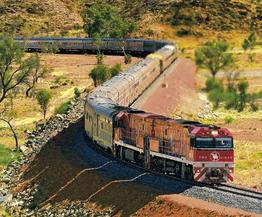 Rundreise The Ghan Expedition
