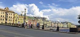 Rundreise St. Petersburg entdecken und erleben - Privatreise