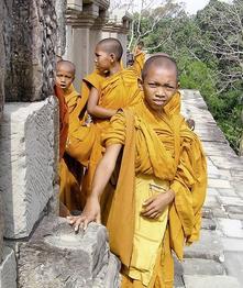 Rundreise Kambodscha-Tempel+Traumstrände - Deutschspr. RL