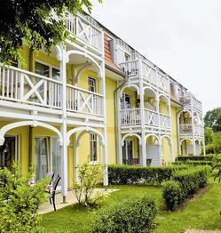 Upstalsboom Ferienwohnungen in der Apartment-Resid