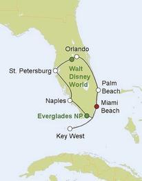 Rundreise Florida Deluxe 10 Nächte