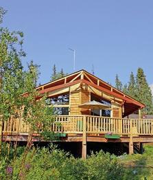 Rundreise Tagish Wilderness Lodge