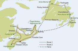 Rundreise Klassisches Atlantik-Kanada - 14 Nächte