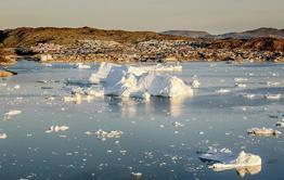 Rundreise Flugpauschalreise Stippvisite Grönland