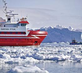 Rundreise Schiffsreise Grönland Traumreise