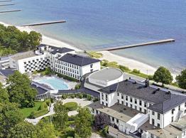 Ystad Saltsjöbad See und SPA Hotel