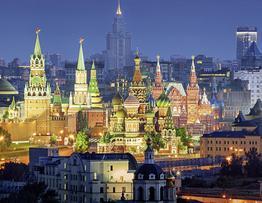 Rundreise Moskau einmal anders