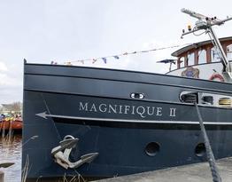 Rundreise MS Magnifique II - Amsterdam-Brügge / Flandern